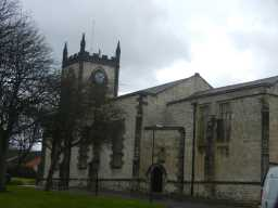 Photograph of St. John the Evangelist's Church 2016