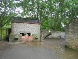 Photograph of Beamish Hall Farm building 2016