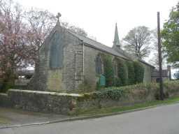 Photograph of St. Bartholomew's Church 2016