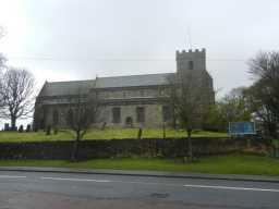 Photograph of St. Mary's Church, Easington 2016