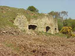 Bantling Castle Lime Kilns