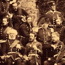 1st South Durham Militia, Barnard Castle, 1863-1865 (D/DLI 2/4/325)