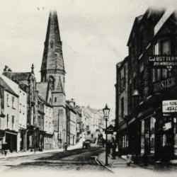 Claypath, Durham City, c.1905 (D/CL 27/277/1705)