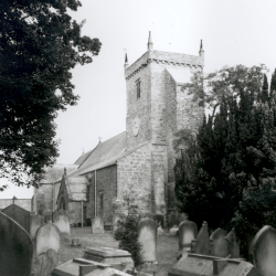 Gainford, St. Mary's church, 20thC (D/Ph 333/2/17)