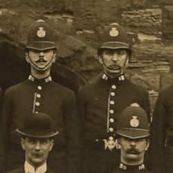 Hartlepool Borough police officers, 1912 (CCP 13/292)
